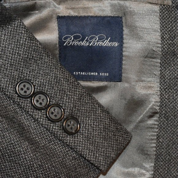 Brooks Brothers Other - NWT $398 42R Brooks Brothers CASHMERE BLEND BLAZER